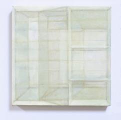Imposter, 2017/2018 oil on canvas, 30cm x 30cm